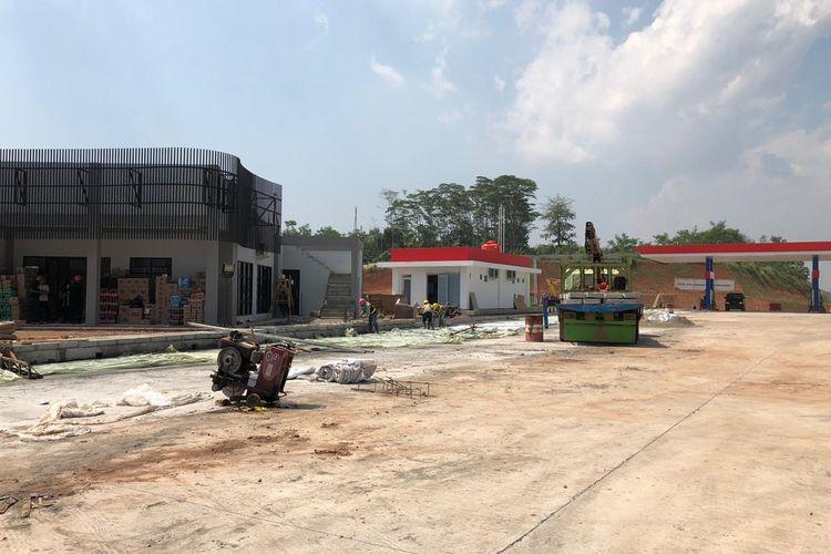 Rest Area KM 379 A di Jalan Tol Batang-Semarang