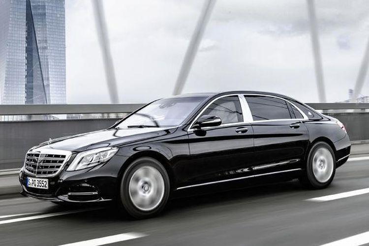Mercedes-Benz S600 Guard(CarBuzz).
