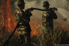 5 Titik Panas Berpotensi Kebakaran Lahan di Pulau Sumba dan Manggarai Barat