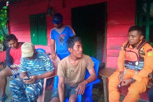 Hilang 4 Hari, Nelayan Halmahera Terseret Arus hingga Perairan Raja Ampat