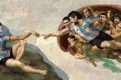 Messi Itu Nabi Adam. Tuhannya...? Maradona!