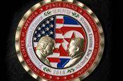 Gedung Putih Bantah Terbitkan Koin Bergambar Trump-Kim Jong Un