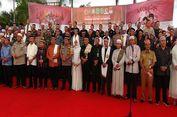 Tokoh Agama di Kalimantan Tengah Deklarasi Damai Terima Hasil Pemilu