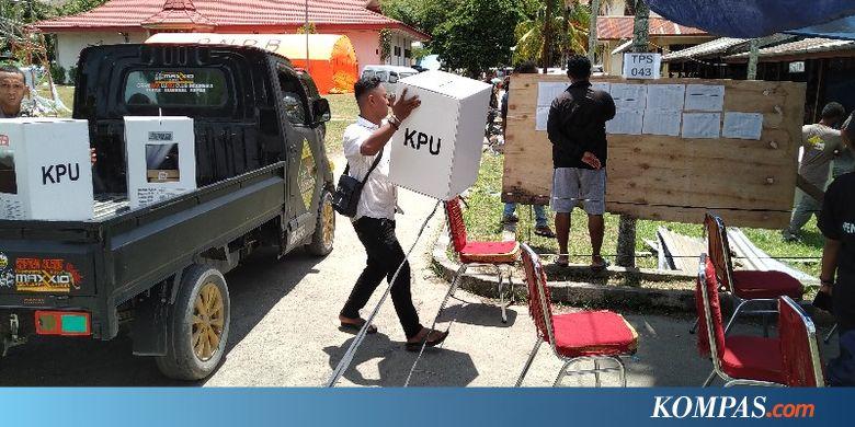 20 Distrik di Papua Dijadwalkan Pemilu Susulan