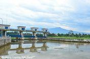 Banyak Kerusakan, Daerah Irigasi Leuwigoong Direhabilitasi