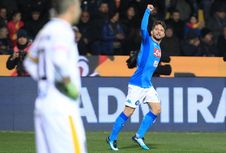 Hasil Liga Italia, Napoli Tetap Kokoh di Puncak Klasemen