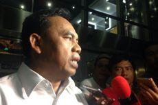 KPK Periksa Sekda DKI Saefullah Terkait Kasus Suap Raperda Reklamasi