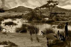 Jejak Kaki Berusia 700.000 Tahun Ungkap Pola Asuh Zaman Purba