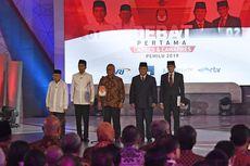 Jokowi Tampung Masukan Prabowo-Sandi Saat Debat untuk Perbaiki Pemerintahan