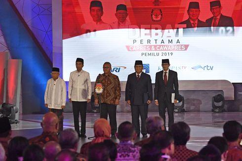 Isu Terorisme, Ma'ruf Bicara Radikalisme, Prabowo Akan Perkuat Militer