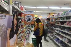 Giant Diskon, Pengunjung: Belanja Bulanan Jadi Murah