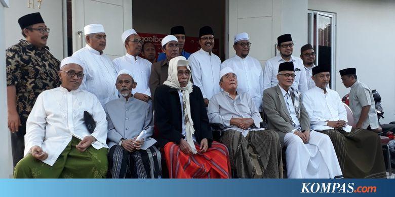 Di Jatim, Kiai Pendukung Jokowi dan Prabowo Kompak Serukan Perdamaian