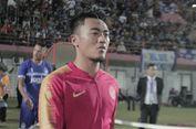 Rizky Dwi Bersyukur Cetak Gol Perdana untuk Timnas U-23 Indonesia