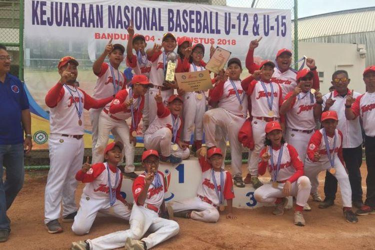 Tim Bisbol DKI U-12