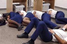 Berita Populer: Aksi Tidur Berujung Pemecatan, hingga Kompensasi Keluarga Khashoggi