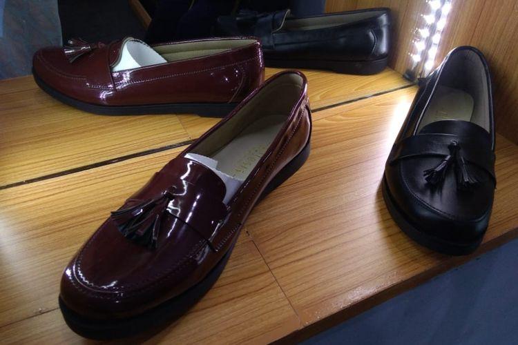Baru-baru ini, Brygan Foot Wear mengeluarkan sepatu untuk perempuan.