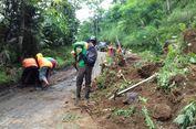 Sekolah Rusak Pasca-gempa Banjarnegara, Siswa SD Ujian di Tenda Darurat