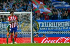 Hasil Liga Spanyol, Atletico Kalah Telak, Malaga Degradasi