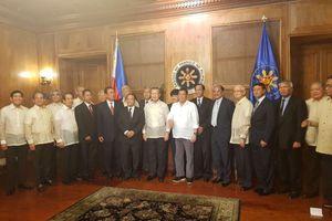 Catatan dari Manila: Sikap Keras Duterte dari Istana yang Sederhana