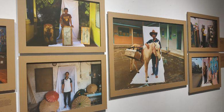 Harian Kompas dan Asia Pulp & Paper (APP) Sinar Mas menggelar pameran foto Cerita Kertas? di Bentara Budaya Jakarta yang akan berlangsung pada 13-15 Maret 2019.