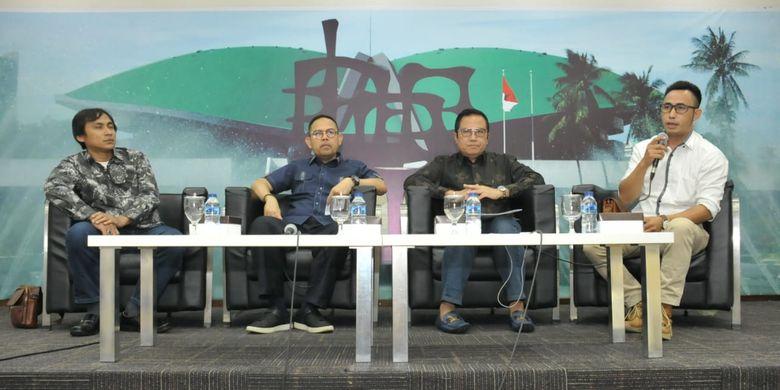 MPR: Masyarakat Ingin Arah Pembangunan Kembali Ke GBHN
