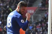 Giroud dan Hazard Percaya Diri Chelsea Raih Gelar Piala FA Musim Ini