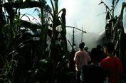 Rumah Ketua Bawaslu Seram Bagian Timur Hangus Terbakar