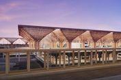 Terminal Baru Bandara Svarnabhumi Dilengkapi Hutan dan Air Terjun