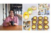 Kreatif, Donat dan Cake 'Zaman Now' Ala Ayu Widya