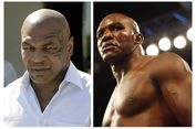 Hari Ini 21 Tahun Lalu, Mike Tyson Gigit Telinga Evander Holyfield