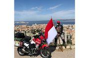 Kisah Perjalanan Stephen Langitan Naik Motor dari Jakarta ke London (1)