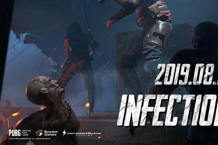 Ilustrasi mode Infection PUBG Mobile