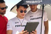 Sean Gelael Bertekad Raih Poin pada Balapan Formula 2 di Baku City