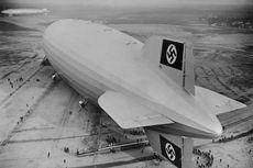 LZ 129 Hindenburg, Zeppelin Milik Nazi yang Sebesar Titanic