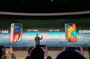 Samsung Galaxy A60 dan Galaxy A40s Resmi Diumumkan