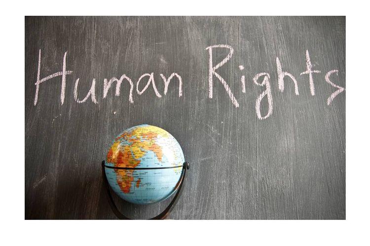 Ilustrasi hak asasi manusia