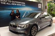 BMW Tambah Varian Seri 5 Rakitan Lokal