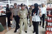 Sidak ke Swalayan, Wali Kota Jakarta Utara Periksa Sampel Produk Peternakan