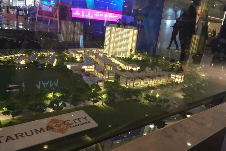 Proyek Taruma City