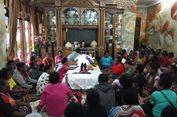 Pingsan Sebelum Ibadah Minggu, Istri Bupati Mimika Meninggal Dunia