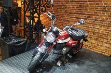 Alasan Honda Enggan Bawa Monkey Z125 Biru ke Indonesia