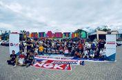 Geber Yaris Keliling Pulau Jawa