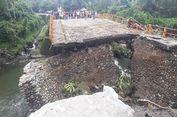 Jokowi: Jembatan Sementara yang Ambruk di Padang Pariaman Akan Selesai Sepekan