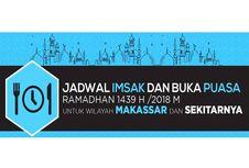 Jadwal Imsak dan Buka Puasa di Makassar pada Hari Ini