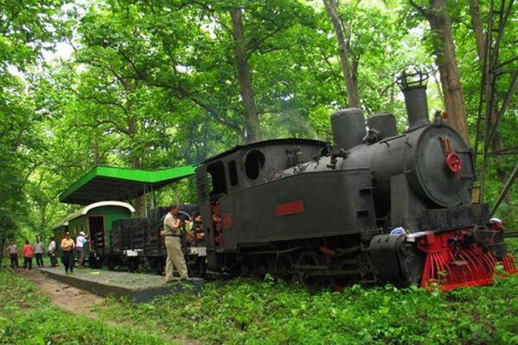 Kereta Wisata yang ada di Blora