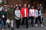 Jokowi Terkejut Dengar Kabar Dua Pilot Perempuan Asal Papua Akan Bekerja di Garuda Indonesia