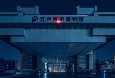 Fotografi Film Blade Runner Tampilkan Infrastruktur Tokyo