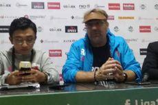 Pecat Radovic, Persib Bandung Tunjuk Rene Alberts Jadi Pelatih