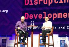 Ini 3 Pelajaran yang Ingin Diajarkan Jack Ma ke Pengusaha Muda