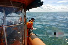 Ini Kondisi dan Ciri Jenazah ke 11 yang Ditemukan di Selat Malaka